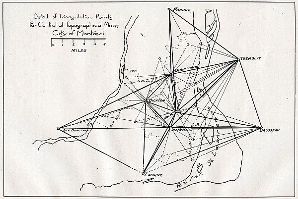 triangulation map
