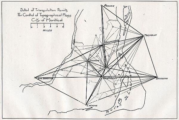 triangulation map